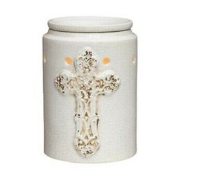 Scentsy Antique Cross Warmer for Sale in Gresham, OR