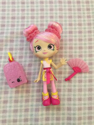 Shopkins doll Bubblelisha World Tour for Sale in Long Beach, CA