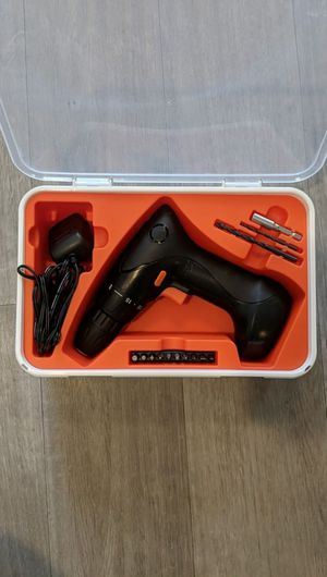 Ikea Screwdriver/drill, lithium-ion7.2 V for Sale in Seattle, WA