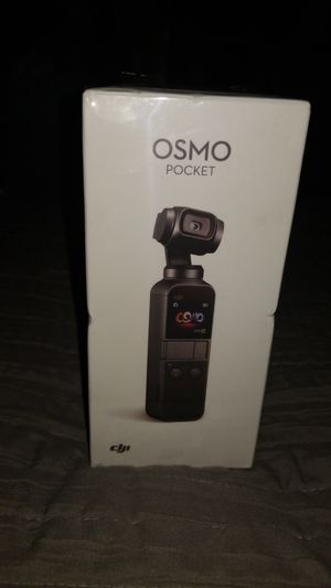 dji OSMO POCKET for Sale in Oregon City, OR