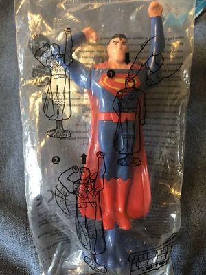 "####""2017-2018 •BURGER KING• ""Justice League"" SUPERMAN action figure TOY#### for Sale in Miami, FL"