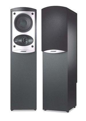 Bose® 601 Series IV Floor-standing speakers 1 pair (Black) for Sale in Laurel, MD