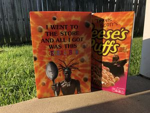 Travis Scott x Reese's Puffs for Sale in Mary Esther, FL