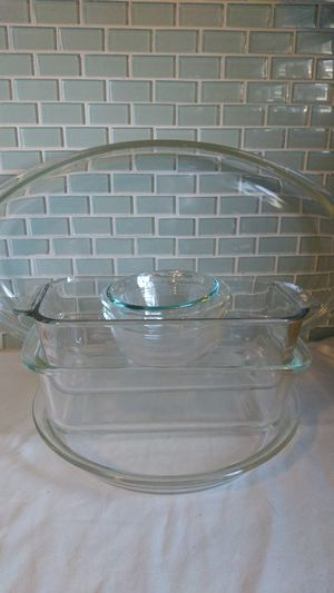 7 - Piece Glass Bake🍰Set for Sale in Stockton, CA