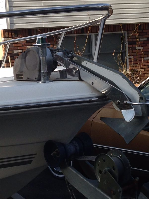 18 ft Sea pro center console