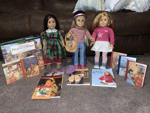 American Girl Dolls for Sale in Cypress, TX