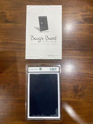 Boogie Board Paperless LCD Writing Tablet w/pen for Sale in Scottsdale, AZ