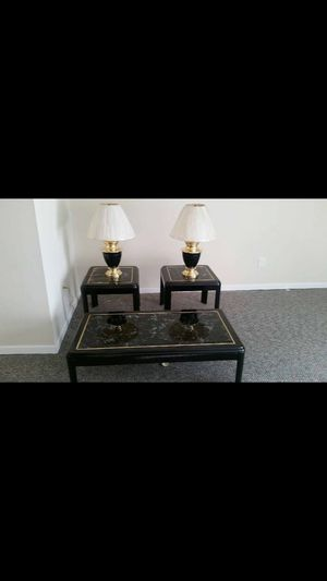 living room set and table and chairs for Sale in Murfreesboro, TN