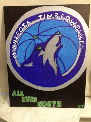 Minnesota Timberwolves for Sale in Spruce Pine, NC