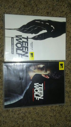 Teen wolf season 5 for Sale in Mesa, AZ