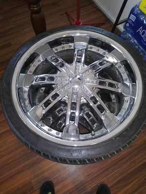 20 inch rims for Sale in St. Petersburg, FL