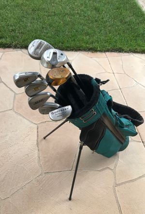 Used golf clubs. $45 for Sale in Murrieta, CA