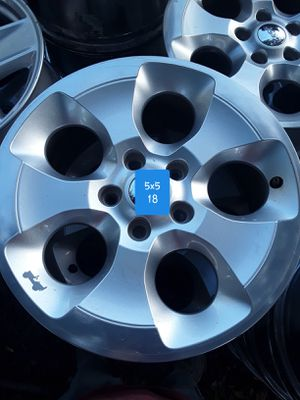 5x5 jeep rims for Sale in GRANT VLKRIA, FL