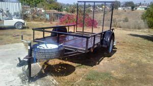 5x8 utility trailer for Sale in San Diego, CA