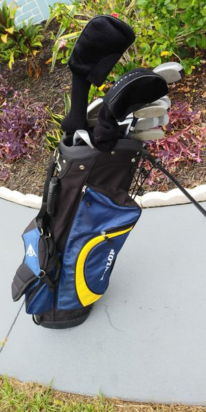 Golf Clubs with Bag Dunlop Vista for Sale in Clearwater, FL