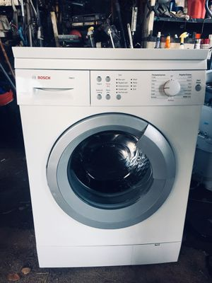 Bosch Axis's stackable washer/dryer for Sale in Honolulu, HI