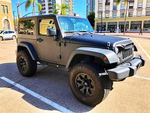 2014 Jeep Wrangler for Sale in San Diego, CA