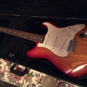 Professionally Made ,Homemade fender guitar ,With actual Fender electronics. for Sale in Swartz Creek, MI