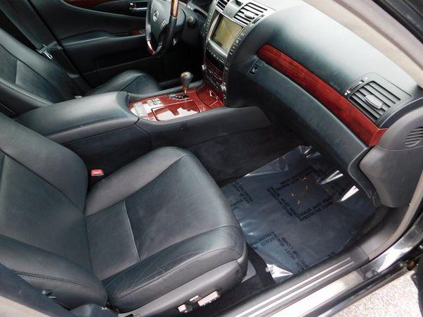 2007 Lexus LS