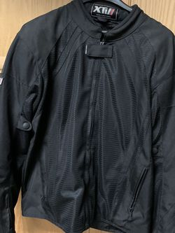 Size Large Frank Thomas Mesh Simmer Riding Jacket for Sale in Buckley,  WA