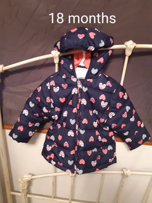 18 month coat for Sale in Hillsboro, OR