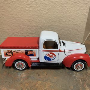 Pepsi Cola Die Cast Model Ford 1940 Delivery Truck for Sale in Tampa, FL