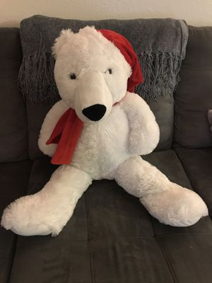 Christmas bear stuffed animal for Sale in San Diego, CA