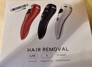 IPL Hair Remover 600000 Flash Treatment Wand for Sale in Birmingham, AL