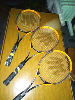 Tennis rackets for Sale in Boonsboro,  MD