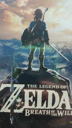Legend of Zelda Nintendo switch for Sale in Orlando, FL