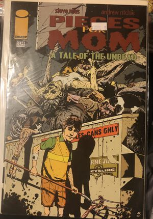 Pieces for Mom: A Tale of the Undead for Sale in Rensselaer, NY