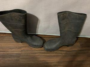 Men's Rubber Boots Sz 8 for Sale in Snellville, GA