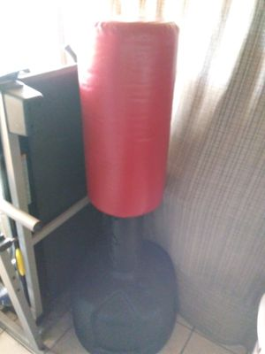 Free standing punching bag for Sale in Anaheim, CA