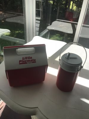 Little Playmate Mini Cooler And Water Cooler for Sale in Stafford, VA
