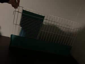 Guinea pig midwest cage accesories and pen. for Sale in Aberdeen, WA