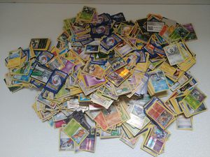 Enormous Pokemon card collections super rares medium rare and common mixed set for Sale in San Leandro, CA