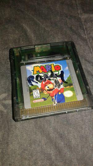 Mario Golf (Gameboy Color) for Sale in Culver City, CA