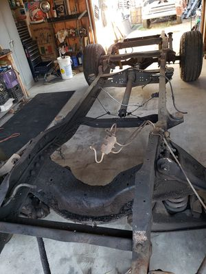 C20 rolling chassis 8 lug long bed for Sale in Fullerton, CA