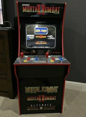 Open Box Mortal Kombat Arcade Machine by 1up for Sale in Culver City, CA