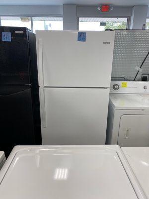 WE DELIVER! Whirlpool Refrigerator Fridge Top Mount Brand New #752 for Sale in Willingboro, NJ
