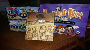 3 BRAND NEW KIDS GAMES for Sale in Houston, TX