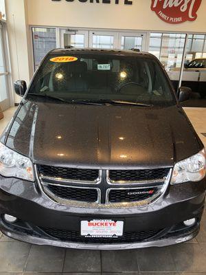 2018 Dodge Grand Caravan SXT for Sale in Lancaster, OH