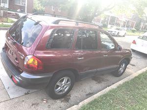 2003 Hyundai Santa Fe v6 for Sale in Baltimore, MD
