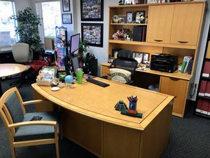 Office furniture for sale 13 pieces for Sale in Bradenton, FL