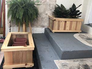 Planter box for Sale in Hialeah, FL
