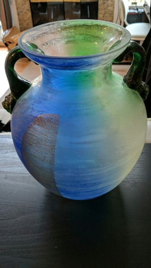 Murano Glass Vase for Sale in Seattle, WA