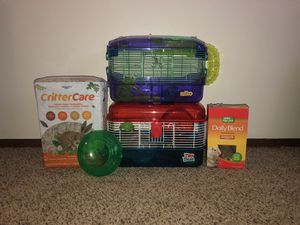 Hamster Supplies for Sale in Sioux Falls, SD