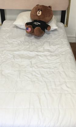 Pink Twin Bed for Sale in The Bronx,  NY
