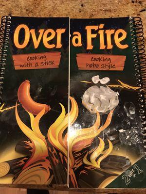 Campfire Cookbook for Sale in Chesapeake, VA