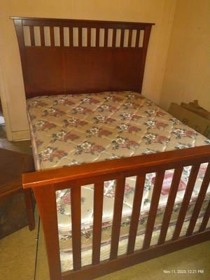 Cherry oak Bedroom set for Sale in Granite Falls, WA